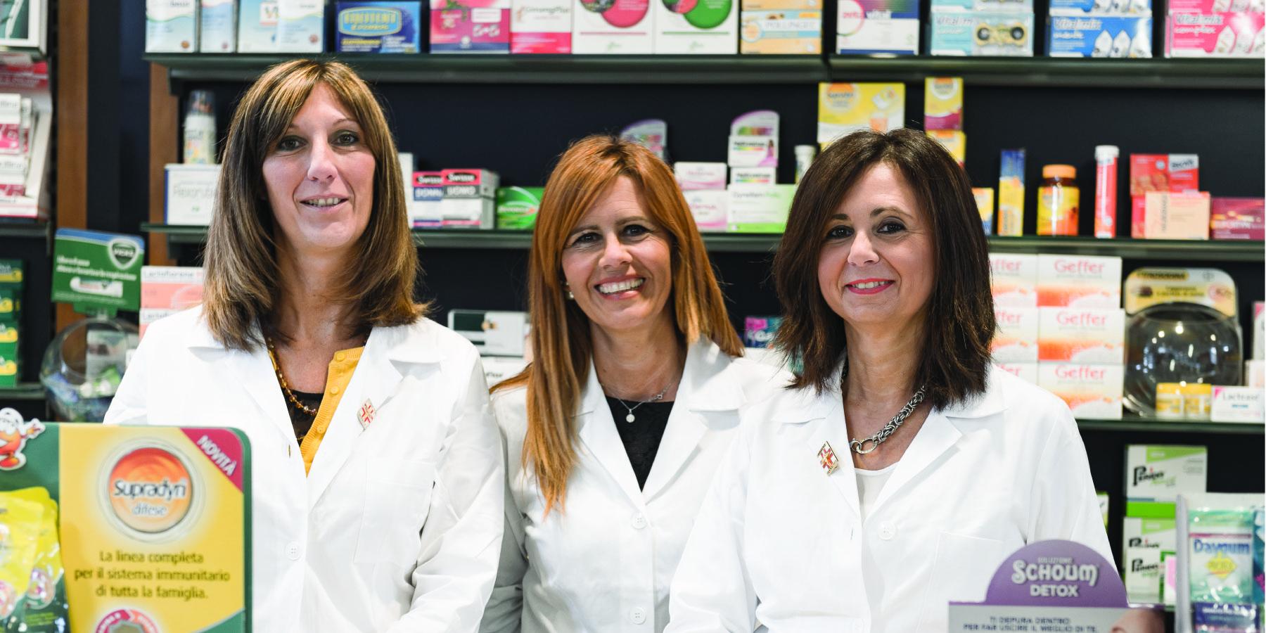 La tua Farmacia al servizio della salute!